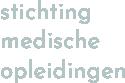 Stichting Medische Opleidingen
